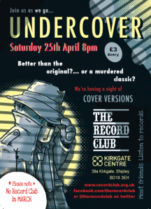 Record Club Goes Undercover