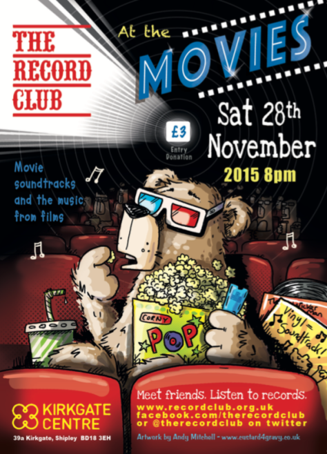 Record Club at the Movies
