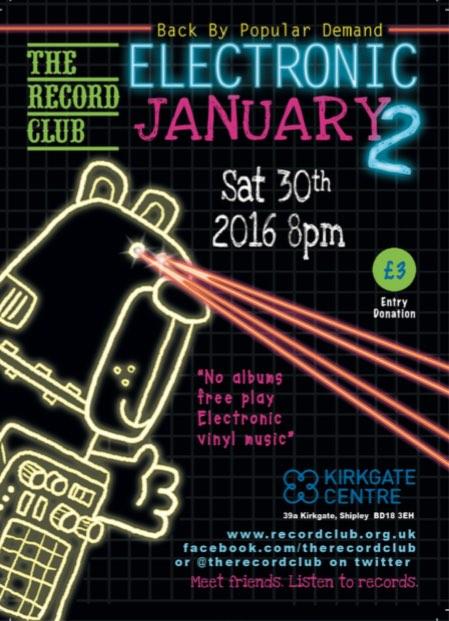 Electronic January