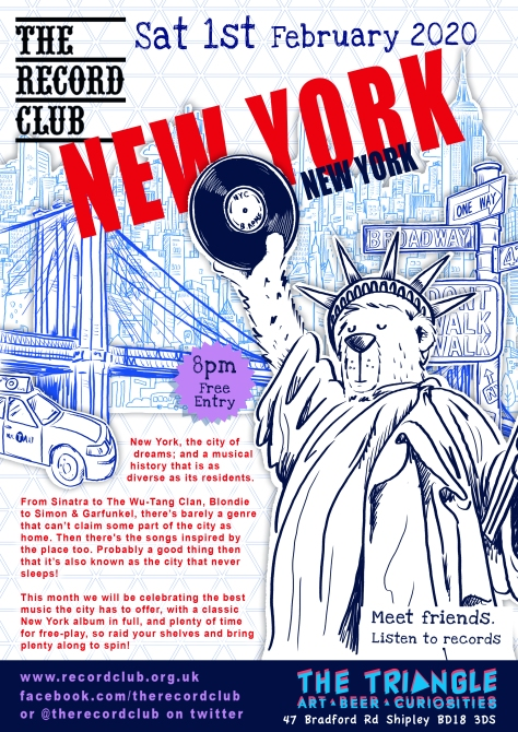 New York Night Flyer